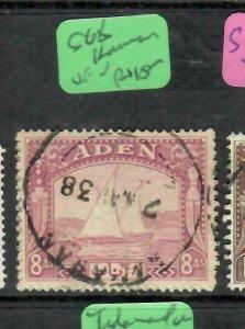 ADEN  (PP1106BB) 8A BOAT  SG 8  KAMARAN  CDS  VFU