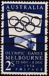 Australia. 1954 2s S.G.280 Fine Used