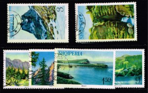 ALBANIA STAMP 1965 Wonderful Albania STAMPS LOT