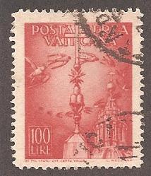 Vatican City C15 Used VF