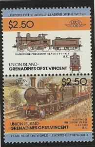 St. Vincent Grenadines  Union Island MNH S.C.#  56