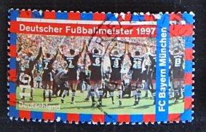 Germany, Sport, 1997, (1431-T)