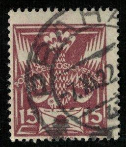 Czechoslovakia, 15 (3507-Т)