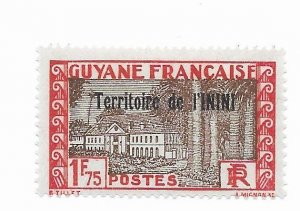 French Guinea #24 MH - Stamp - CAT VALUE $30.00