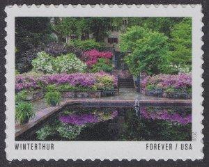 US 5466 American Gardens Winterthur forever single MNH 2020