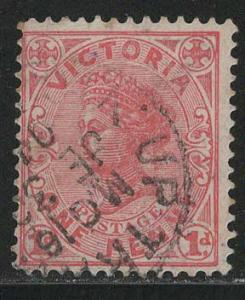 Australia Victoria Scott # 194, used