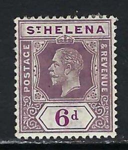 ST. HELENA 72 MOG Z7658