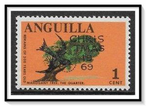 Anguilla #78 Christmas MH