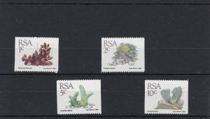 RSA050) South Africa – 1988 Succulents, 16 assorted, MUH
