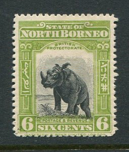 North Borneo #172 Mint