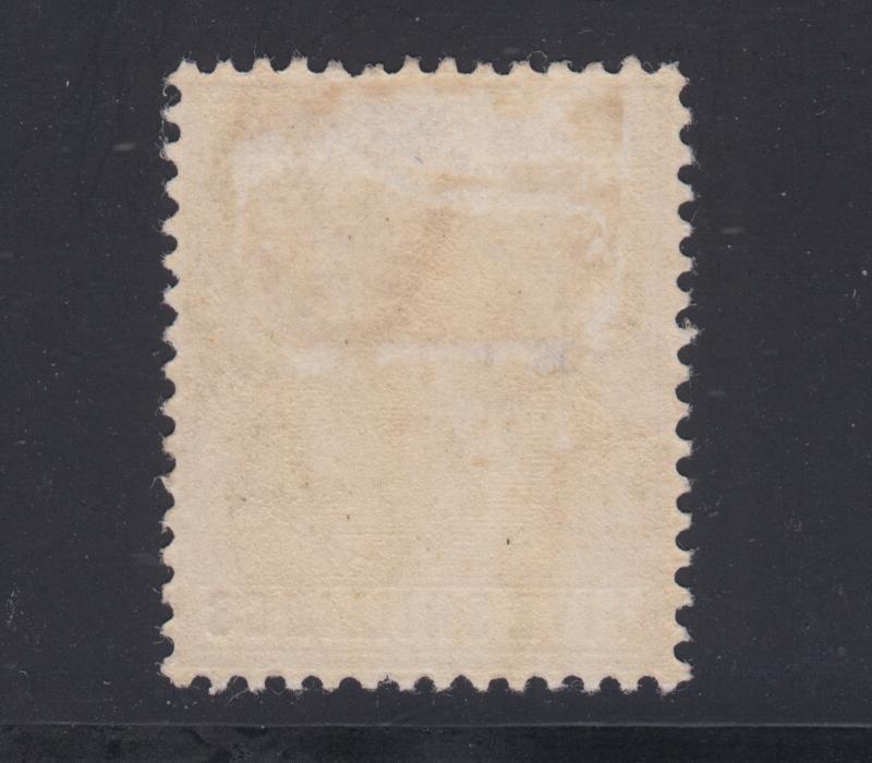 Bahamas Sc 55 MLH. 1912 5sh violet & ultra KGV definitive