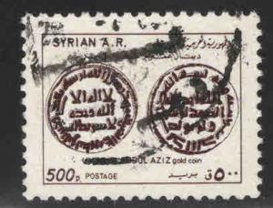 Syria Scott 924 Used