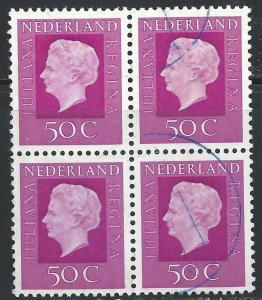 Netherlands #464 50c Queen Juliana