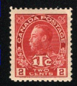 Canada #MR3   Mint  VF   1915-16 PD
