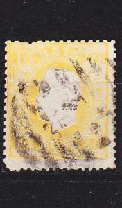 PORTUGAL [1870] MiNr 0035 xC ( O/used ) [01]