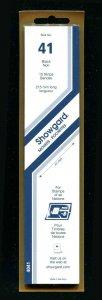 Showgard BLACK Strip Mounts Size 41 = 41 mm Fresh New Stock Unopened