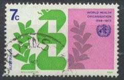 Australia SG 536 - Used