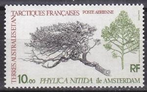 1980 French Antarctic Territory 147 Trees 6,00 €