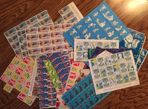 Easter Seals and Related Charity Type Stamps (Miscellaneous LOT)