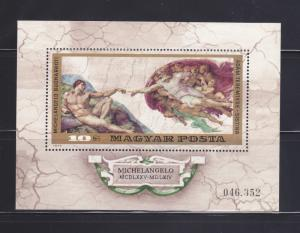 Hungary 2362 Set MNH Art, Paintings
