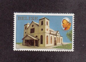 Belize Scott #666 MNH