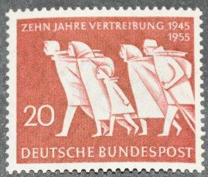 DYNAMITE Stamps: Germany Scott #733 – MNH