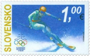 SLOVAKIA / 2018, The XXIII Winter Olympic Games in PyeongChang, MNH