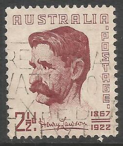 AUSTRALIA 222 VFU Z3003-4