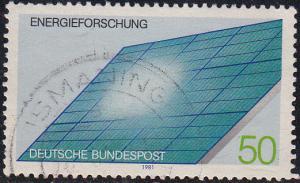 Germany  #1354 Used
