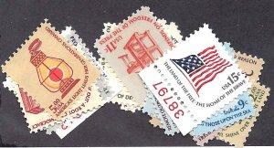 1581//1612 Mint,OG,NH... SCV $20.20... Nicely centered short set