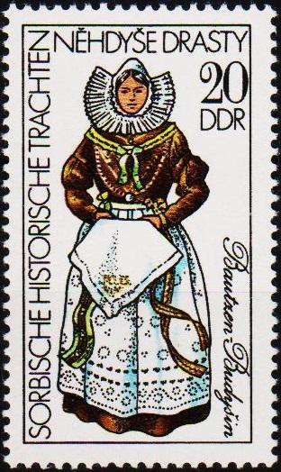 Germany(DDR). 1977 20pf  S.G.E1926 Unmounted Mint