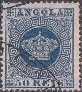 Angola #15 Used