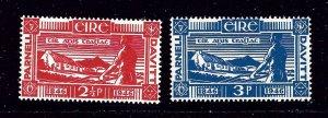 Ireland 133-34 MH 1946 Plowman