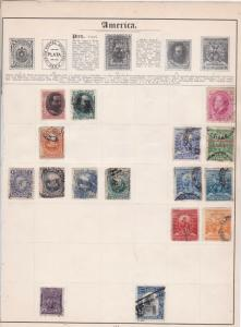 America Stamps Ref 15048