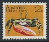 Australia  Sc# 555 Fiddler Crab   Used