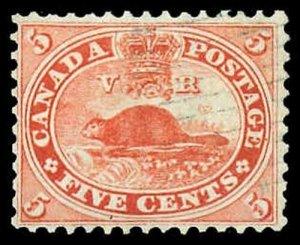CANADA 15ii  Used (ID # 85081)