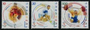 Armenia 613-5 MNH Summer Olympics, Basketball, tennis, Weightlifting