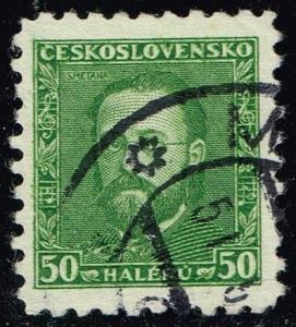 Czechoslovakia #194 Bedrich Smetana; Used (0.25)