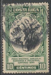 COSTA RICA C201 VFU COW Z6821