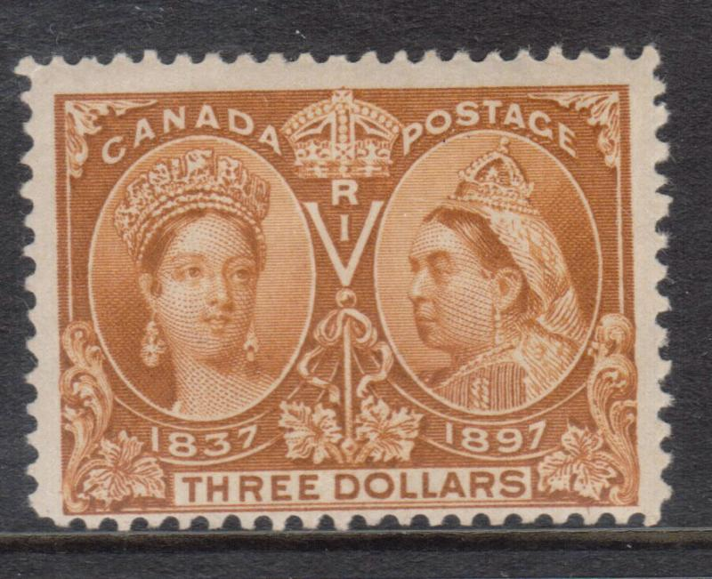 Canada #63 NH Mint **With Certificate**