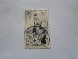 FRANCE STAMP USED FINE CON. #801