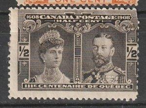#96 Canada Mint OGH (filler)