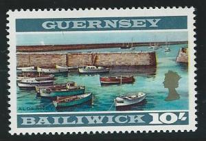Guernsey   mnh sc 22a