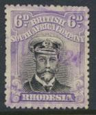 British South Africa Company / Rhodesia  SG 295 Used perf 14 see scans & details