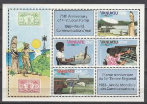 Vanuatu  #363a MNH CV $5.50 (K925L)