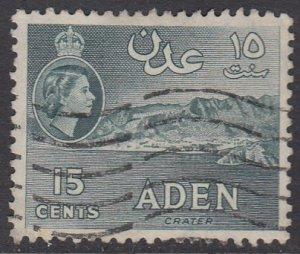 Aden 50a Used CV $7.00