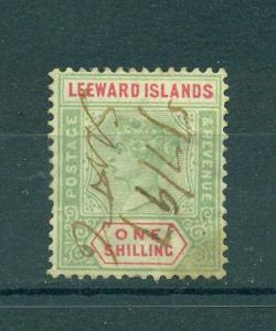 Leeward Islands sc# 7 used cat value $55.00