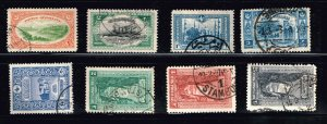Turkey Stamp  USED S TAMPS COLLECTION LOT #4