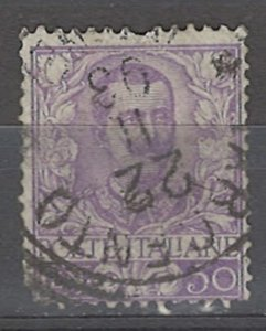 COLLECTION LOT # 5388 ITALY #85 1901 CV+$16