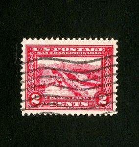 US Stamps # 398 Jumbo used gem